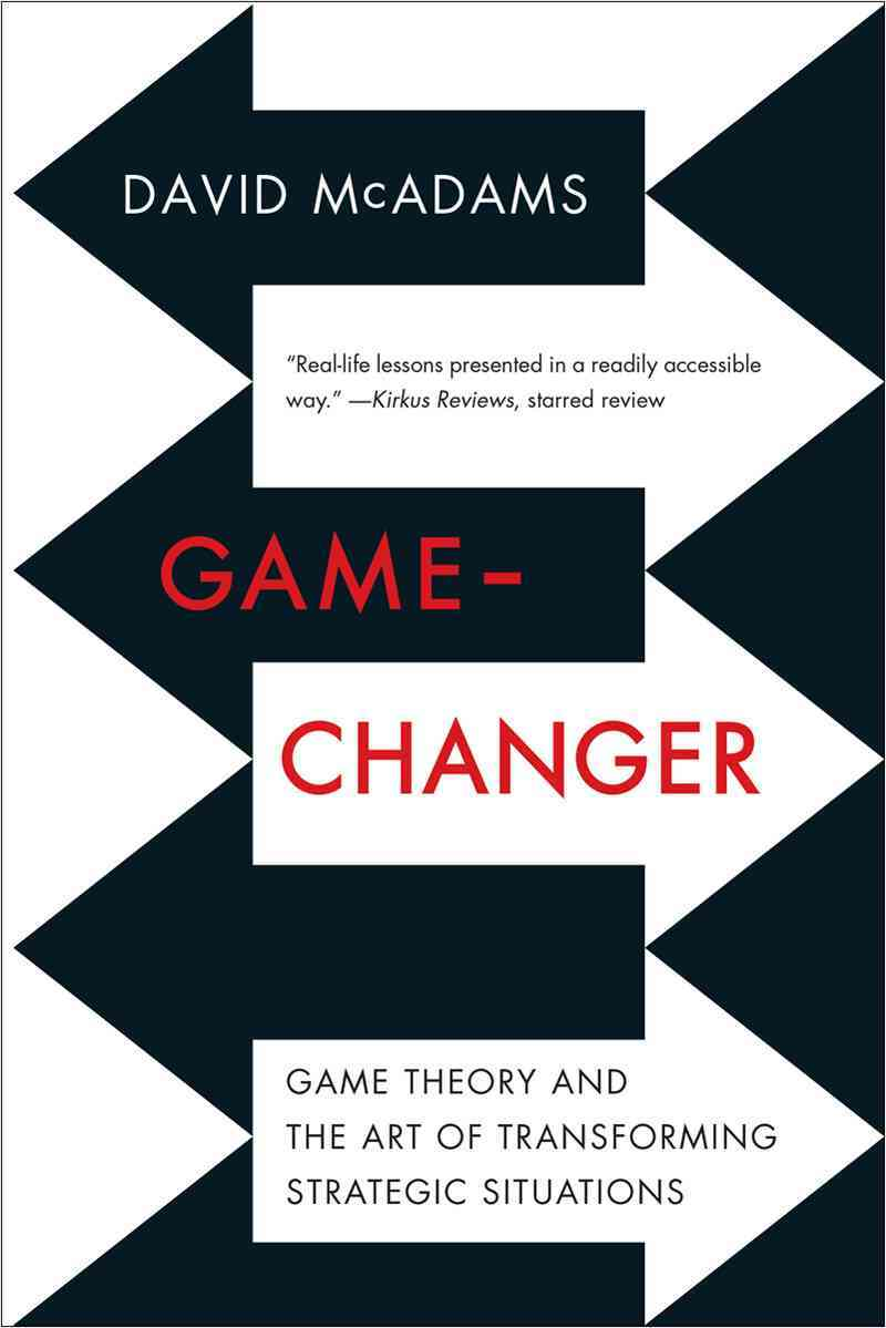 Game-changer By Mcadams, David